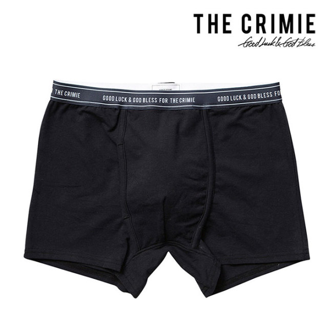 CRIMIE(クライミー) 2P-PACK THE CR BOXER SHORTS 【2019SPRING/SUMMER新作】【C1K1-CXUW-01】【ボクサーパンツ】