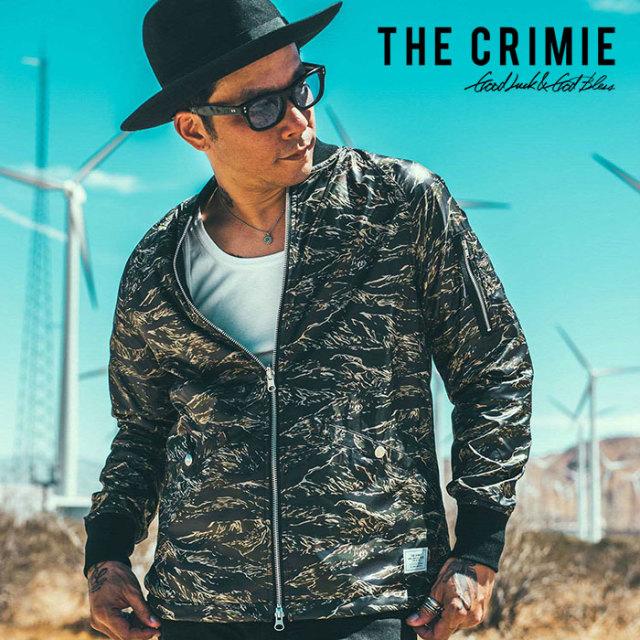 CRIMIE(クライミー) REVERSIBLE CAMO MA-1 JACKET 【2019SPRING/SUMMER先行予約】【キャンセル不可】 【C1K1-JK02】【リバーシブ