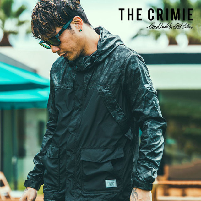 CRIMIE(クライミー) COMBINATION MOUNTAIN PARKA 【2019SPRING/SUMMER先行予約】【キャンセル不可】 【C1K1-JK08】【マウンテンパ