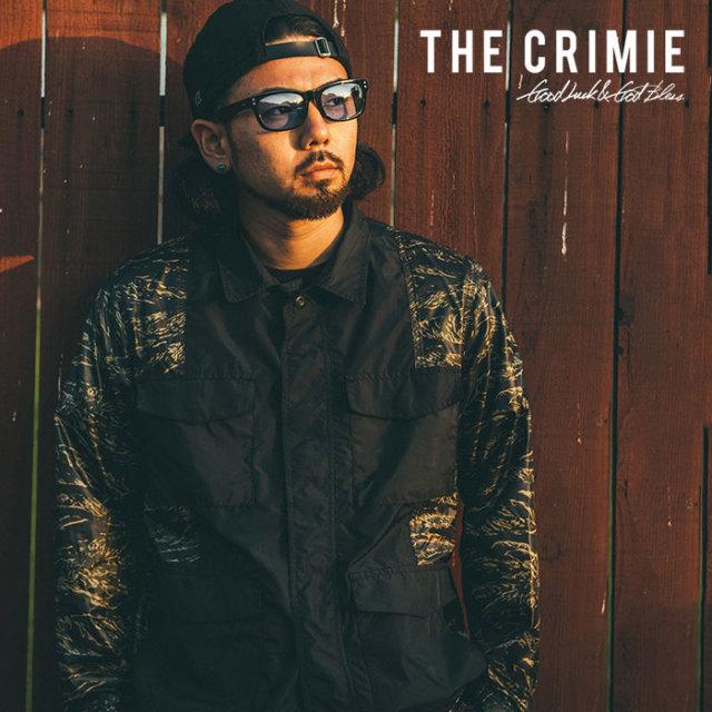 CRIMIE(クライミー) COMBINATION JUNGLE SHIRT 【2019SPRING/SUMMER先行予約】【キャンセル不可】 【C1K1-JK09】【シャツジャケッ