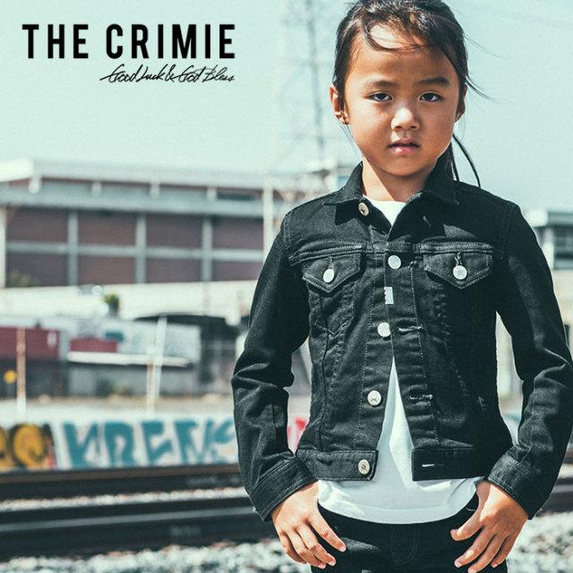CRIMIE(クライミー) KIDS BORN SILLY BLACK JACKET 【2019SPRING/SUMMER先行予約】【キャンセル不可】 【C1K1-K-JKD2】【キッズ
