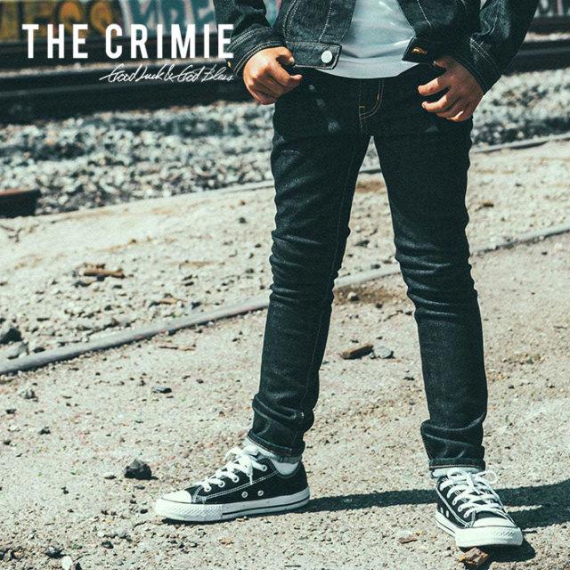 CRIMIE(クライミー) KIDS BORN SILLY INDIGO PANTS 【2019SPRING/SUMMER先行予約】【キャンセル不可】 【C1K1-K-PTD1】【キッズ