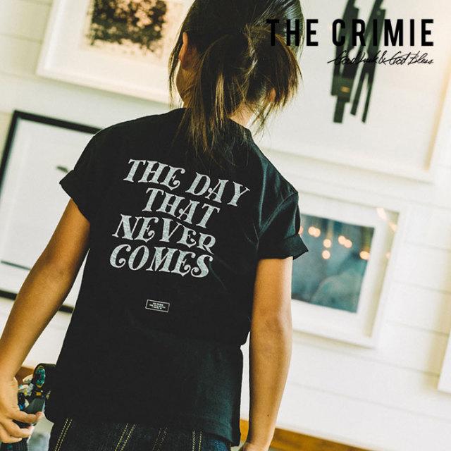 CRIMIE(クライミー) KIDS THE LIFE T-SHIRT 【2019SPRING/SUMMER先行予約】【キャンセル不可】 【C1K1-K-TEK3】【キッズ Tシャツ