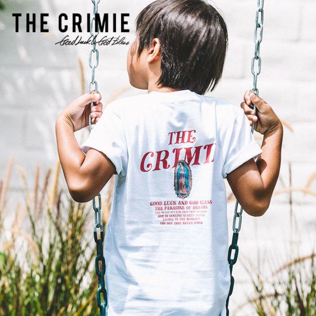 CRIMIE(クライミー) KIDS GUADALUPE T-SHIRT 【2019SPRING/SUMMER先行予約】【キャンセル不可】 【C1K1-K-TEK4】【キッズ Tシャツ