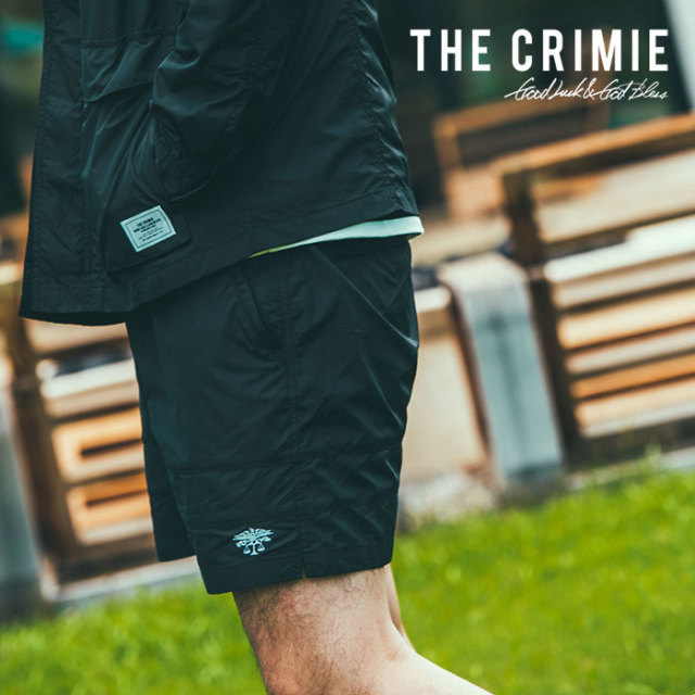 CRIMIE(クライミー) WATER RESISTANT 2 WAY SHORTS 【2019SPRING/SUMMER新作】 【C1K1-PT02】【ショートパンツ】