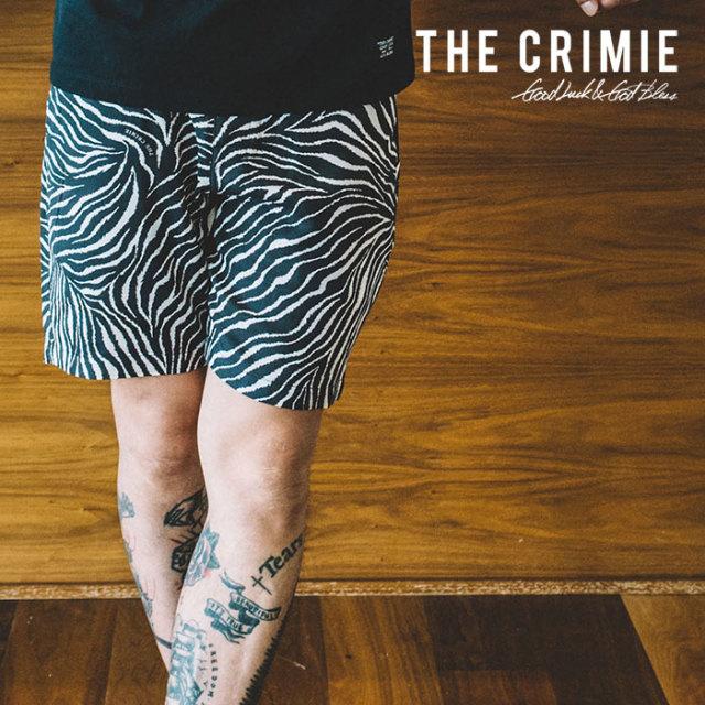 CRIMIE(クライミー) ROY TIGER ALOHA SHORTS 【2019SPRING/SUMMER先行予約】【キャンセル不可】 【C1K1-PT05】【ショートパンツ】