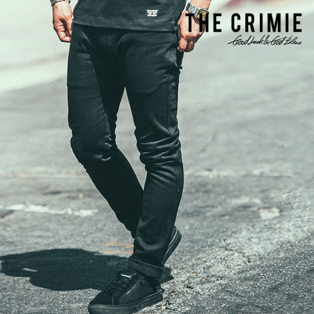 CRIMIE(クライミー) LEX STRETCH CHINO PANTS 【2019SPRING/SUMMER新作】 【C1K1-PT20】【チノパンツ】