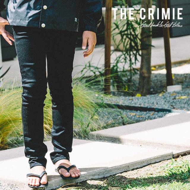 CRIMIE(クライミー) KIDS BORN SILLY BLACK PANTS 【2019SPRING/SUMMER先行予約】【キャンセル不可】 【C1K1-K-PTD2】【キッズ パ
