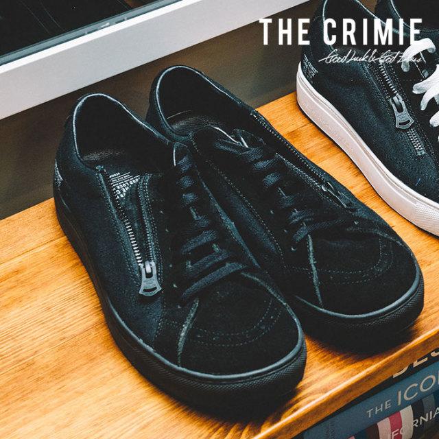 CRIMIE(クライミー) MELROSE ZIP SNEAKER 【2019SPRING/SUMMER先行予約】【キャンセル不可】 【C1K1-SB01】【スニーカー】