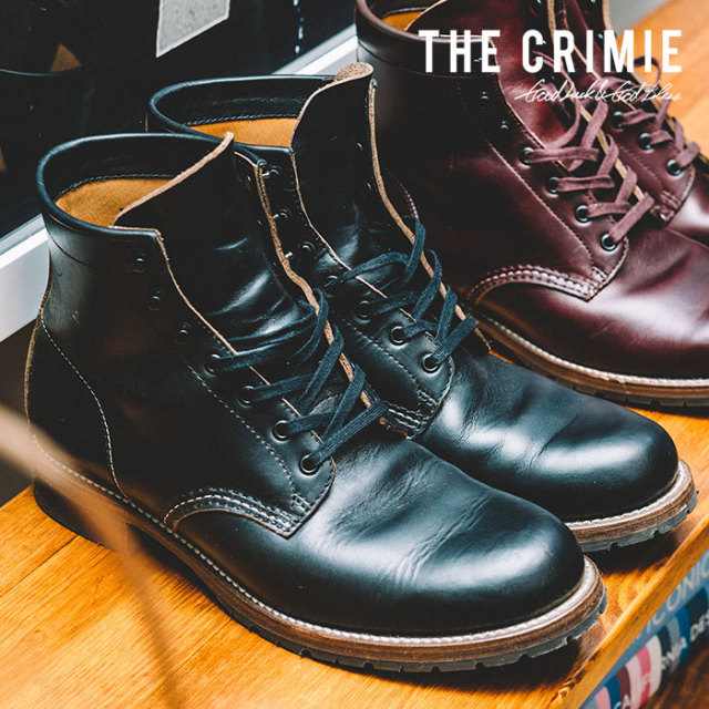 CRIMIE(クライミー) BORN & RAISED BOOTS 【2019SPRING/SUMMER新作】 【C1K1-SB02】【ブーツ】