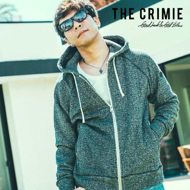 【SALE30%OFF】 CRIMIE(クライミー) MOKU TSURIURAKE ZIP HOOD PARKA 【2019SPRING/SUMMER新作】【送料無料】 【C1K1-SW06】【吊