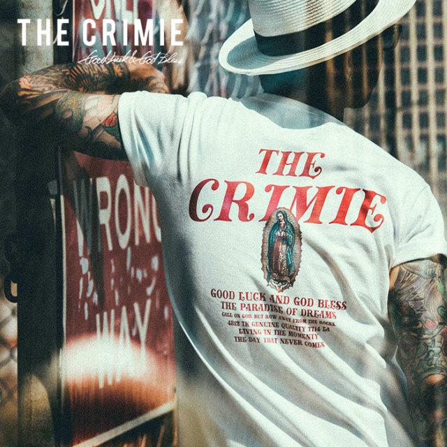 CRIMIE(クライミー) GUADALUPE T-SHIRT 【2019SPRING/SUMMER新作】 【C1K1-TE06】【Tシャツ】