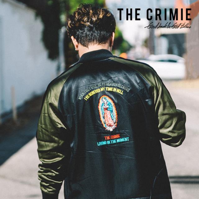 CRIMIE(クライミー) REVERSIBLE SOUVENIR JACKET 【2019SPRING/SUMMER先行予約】 【キャンセル不可】【C1K1-JK01】【リバーシブル