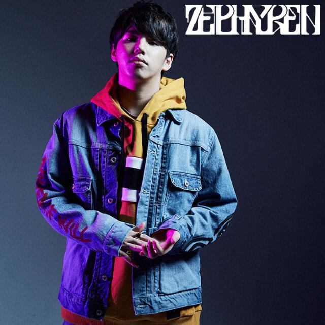 ZEPHYREN(ゼファレン) DENIM JACKET 【デニムジャケット】【Z16AA01】【2020AUTUMN&WINTER先行予約】【キャンセル不可】