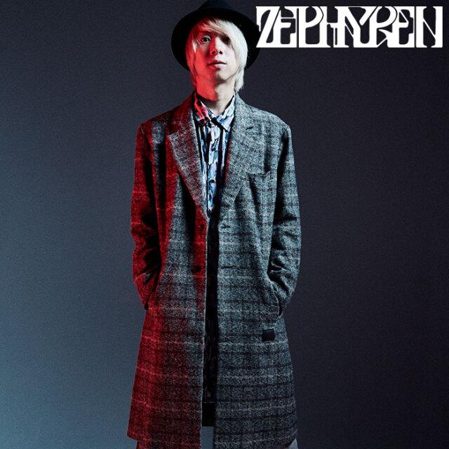 ZEPHYREN(ゼファレン) CHESTER COAT 【チェスターコート】【Z20AA04】【2020AUTUMN&WINTER先行予約】【キャンセル不可】