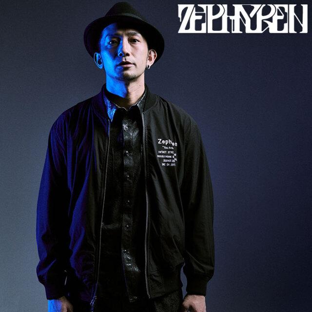ZEPHYREN(ゼファレン) REVERSIBLE JACKET 【ブルゾン】【Z20AA05】【2020AUTUMN&WINTER先行予約】【キャンセル不可】
