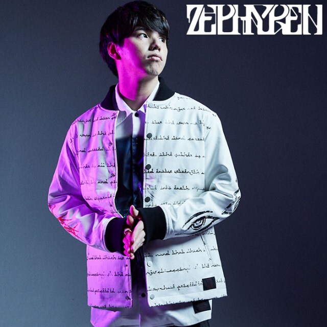 ZEPHYREN(ゼファレン) STUDIUM JACKET - As above,So below - 【スタジアムジャケット】【Z20AB13】【2020AUTUMN&WINTER先行予約】