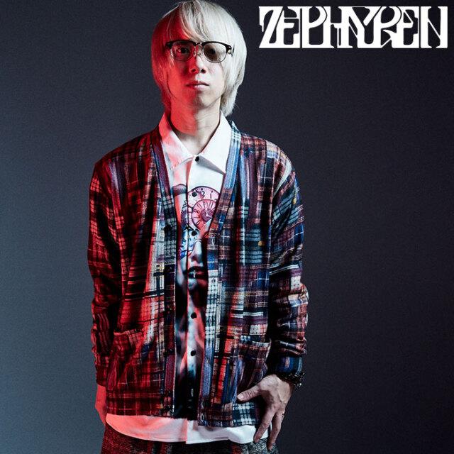 ZEPHYREN(ゼファレン) CARDIGAN 【カーディガン】【Z20AE25】 【2020AUTUMN&WINTER先行予約】【キャンセル不可】