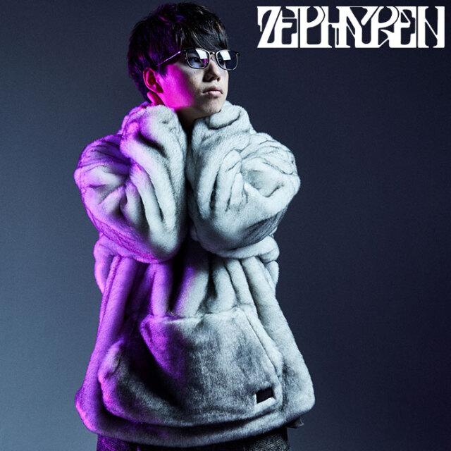 ZEPHYREN(ゼファレン) FUR  PARKA 【パーカー】【Z20AN26】 【2020AUTUMN&WINTER先行予約】【キャンセル不可】