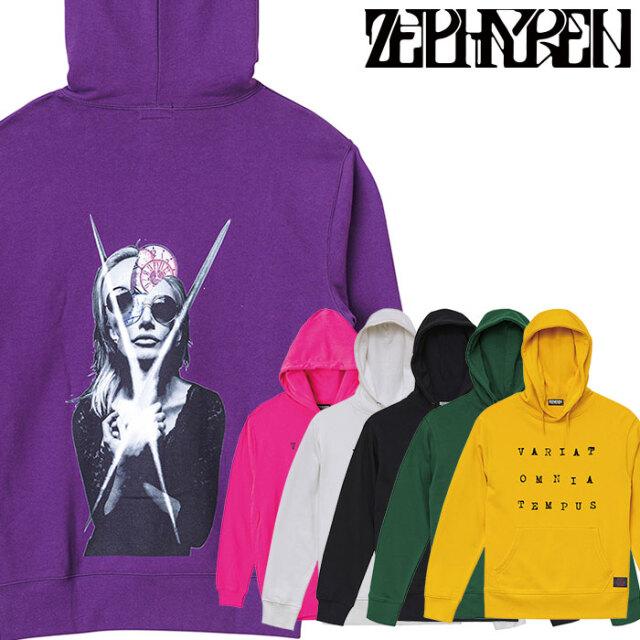 ZEPHYREN(ゼファレン) PARKA - variat omnia tempus - 【パーカー フーディー】【Z20AN34】 【2020AUTUMN&WINTER先行予約】【キャ