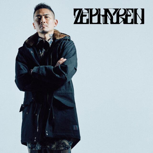 ZEPHYREN(ゼファレン) MODS COAT -Reverie - 【モッズコート】【Z21AB11】【2021AUTUMN&WINTER先行予約】【キャンセル不可】