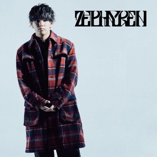 ZEPHYREN(ゼファレン) LONG COAT 【ロングコート】【Z21AB12】【2021AUTUMN&WINTER先行予約】【キャンセル不可】
