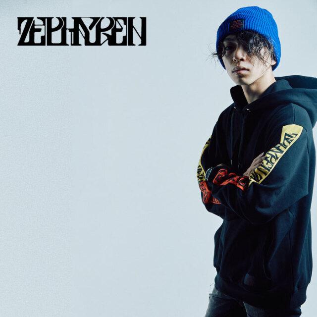 ZEPHYREN(ゼファレン) LINE PARKA -VISIONARY - 【パーカー】【Z21AN21】【2021AUTUMN&WINTER先行予約】【キャンセル不可】