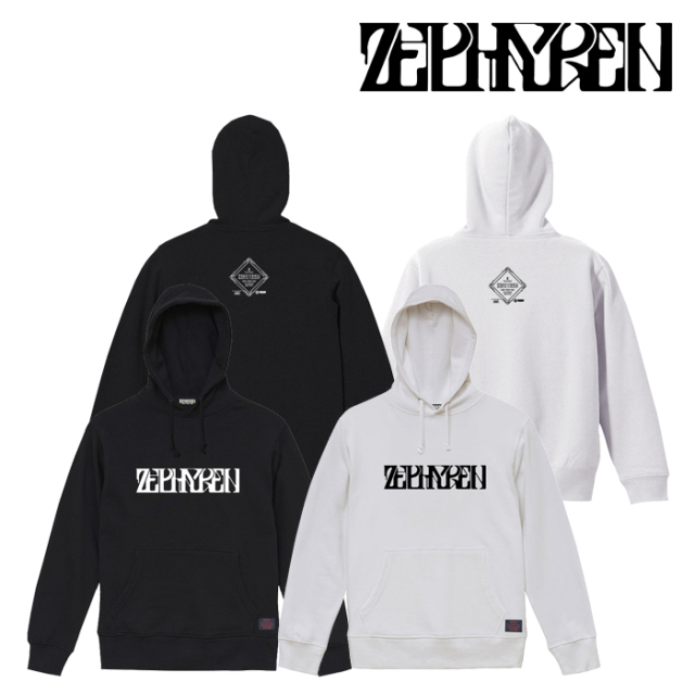 ZEPHYREN(ゼファレン) PARKA -VISIONARY- 【パーカー】【Z21AN36】【2021AUTUMN&WINTER先行予約】【キャンセル不可】