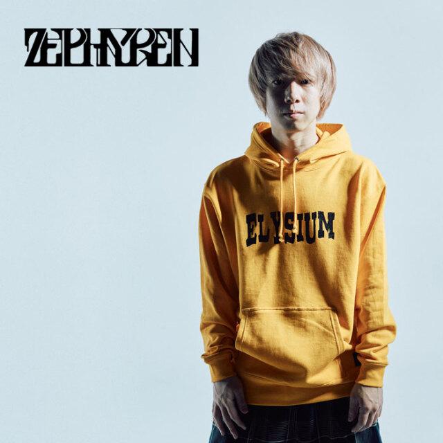 ZEPHYREN(ゼファレン) PARKA -Elysium - 【パーカー】【Z21AN37】【2021AUTUMN&WINTER先行予約】【キャンセル不可】