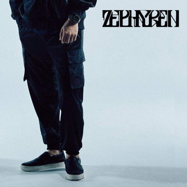 ZEPHYREN(ゼファレン) JERSEY PANTS 【ジャージーパンツ】【Z21AQ43】【2021AUTUMN&WINTER先行予約】【キャンセル不可】