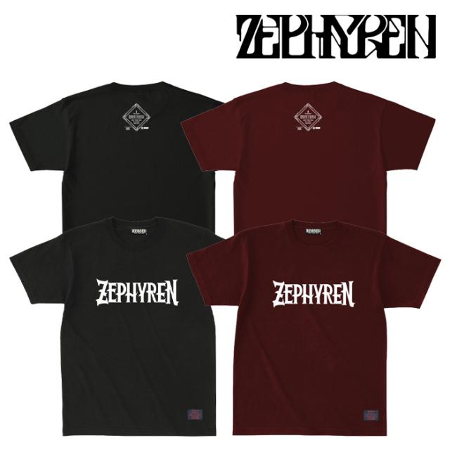 ZEPHYREN(ゼファレン) S/S TEE -Victoria - 【Tシャツ 半袖】【Z21UL21】【2021AUTUMN&WINTER先行予約】【キャンセル不可】