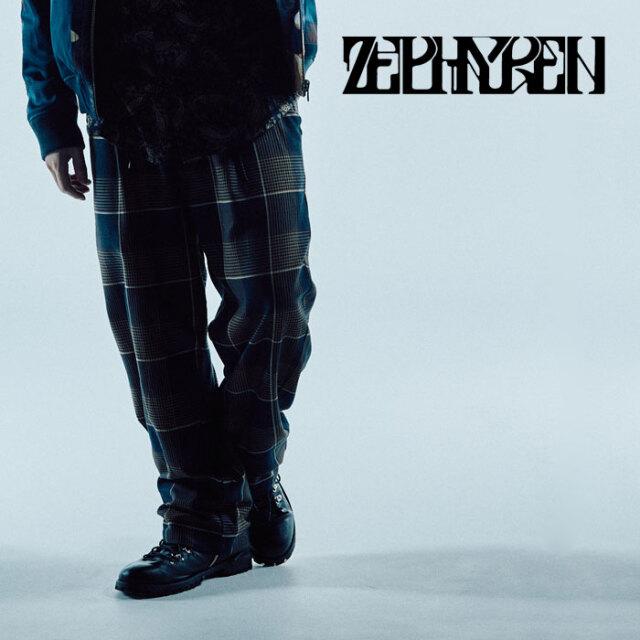 ZEPHYREN(ゼファレン) EASY PANTS 8/S 【イージーパンツ】【Z21UP42】【2021AUTUMN&WINTER先行予約】【キャンセル不可】