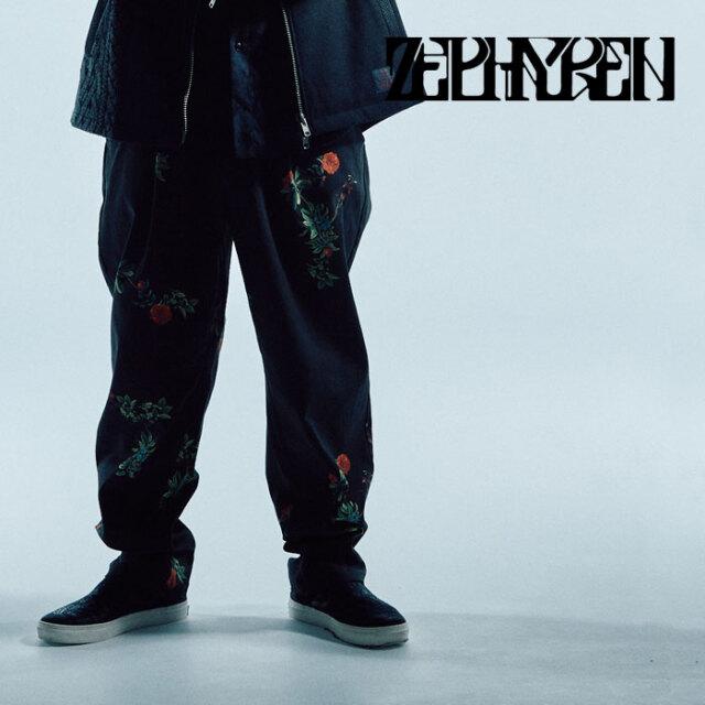 ZEPHYREN(ゼファレン) EASY PANTS 【イージーパンツ】【Z21UQ41】【2021AUTUMN&WINTER先行予約】【キャンセル不可】