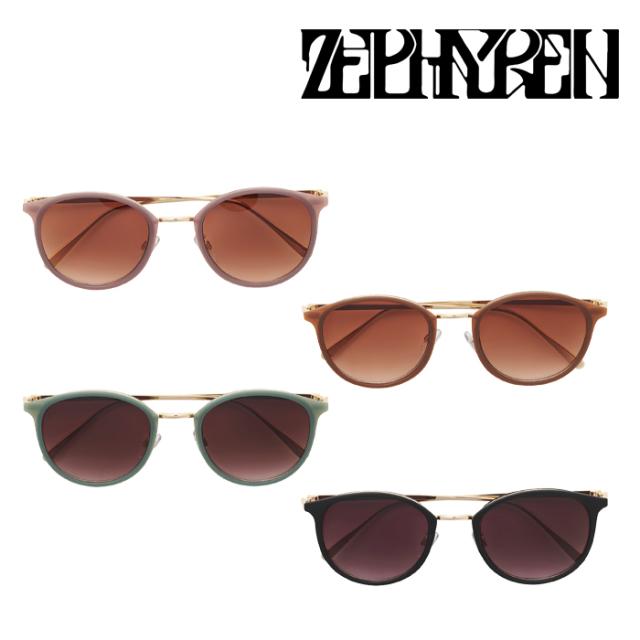 ZEPHYREN(ゼファレン) SUNGLASS -RETRO- 【2021AUTUMN&WINTER先行予約】 【キャンセル不可】【Z21UX54】【サングラス】
