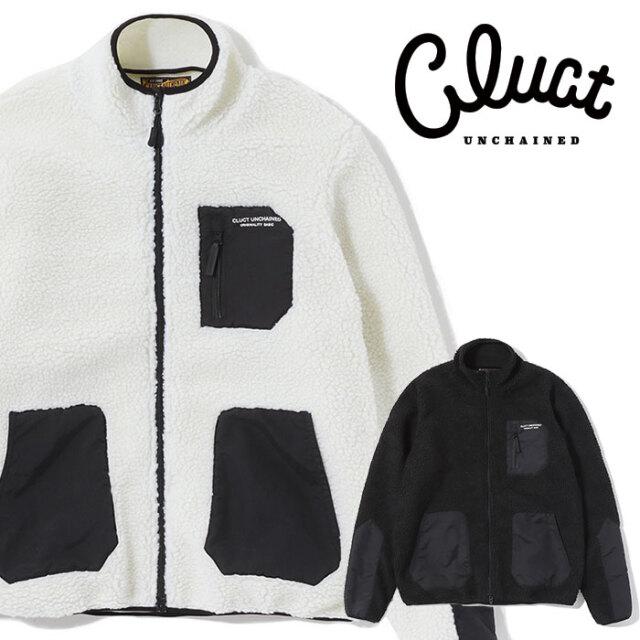 CLUCT(クラクト) CLT-FLEECE JKT 【フリースジャケット】【#04120】【2020AUTUMN&WINTER先行予約】【キャンセル不可】