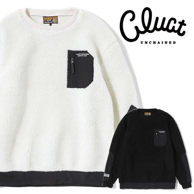 CLUCT(クラクト) CLT-FLEECE CREW 【フリース クルーネック】【#04122】【2020AUTUMN&WINTER先行予約】【キャンセル不可】