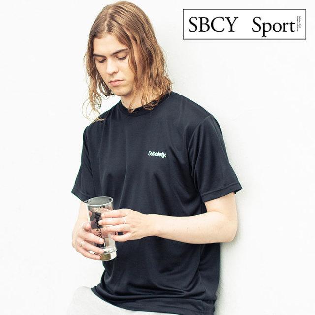 SUBCIETY(サブサエティ) BANDANNA DRY TEE 【ドライTシャツ】【SBCY SPORT】【2020SPRING新作】【112-40036】