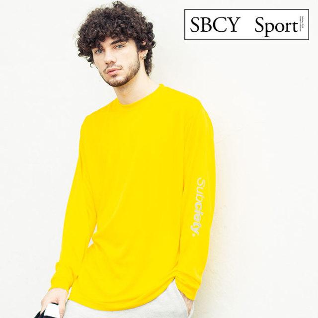 SUBCIETY(サブサエティ) REFLECTOR DRY TEE 【ドライTシャツ】 【SBCY SPORT】【2020SPRING先行予約】 【キャンセル不可】【112-