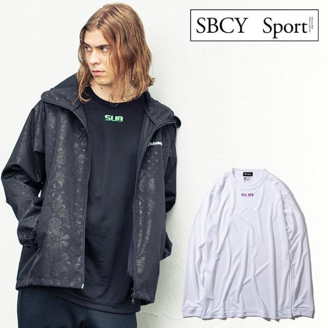 SUBCIETY(サブサエティ) GALAXY DRY TEE 【ドライTシャツ】 【SBCY SPORT】【2020SPRING先行予約】 【キャンセル不可】【112-440