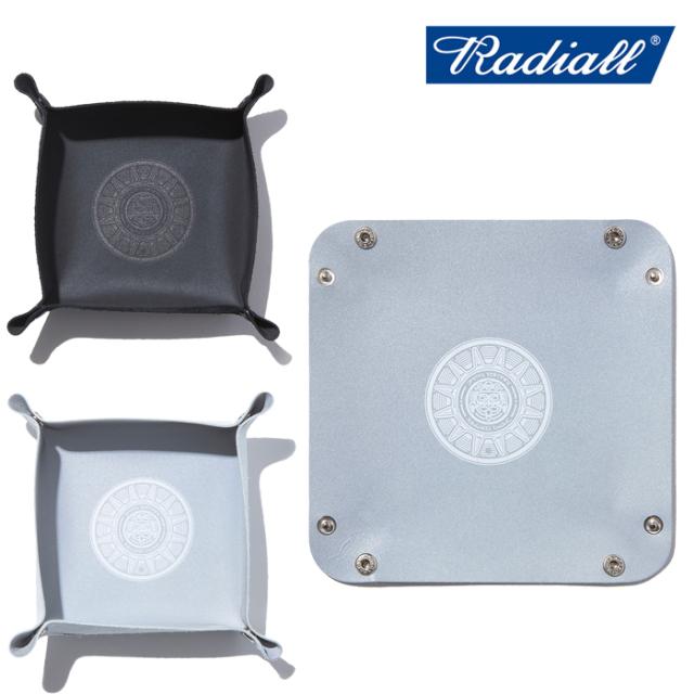 RADIALL (ラディアル)  WHEELS - FOLDING TRAY  【トレー 小物入れ】【2021AUTUMN&WINTER】【RAD-21AW-ACC003】【インタープレイ