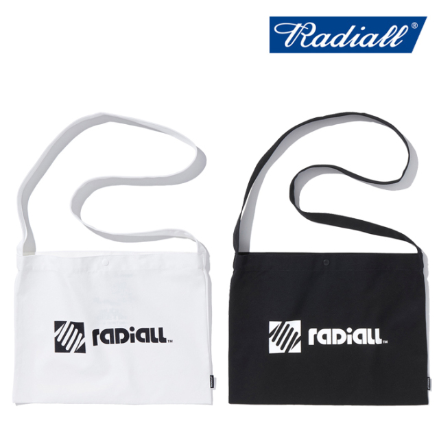 RADIALL (ラディアル)  COIL - SHOULDER BAG  【ショルダーバッグ】【2021 AUTUMN&WINTER COLLECTION】【RAD-21AW-BAG002】