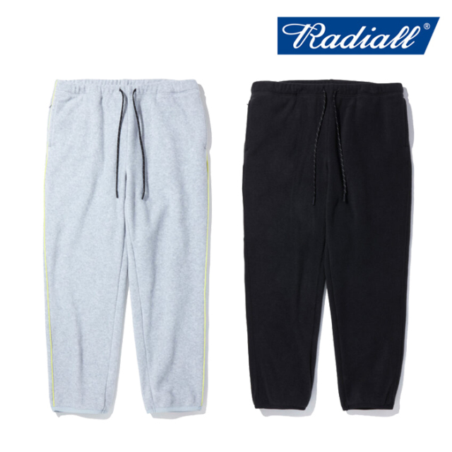 RADIALL ラディアル  TAHOE - TRACK PANTS  【フリースパンツ】【2021 AUTUMN&WINTER COLLECTION】【RAD-21AW-CUT002】【インター