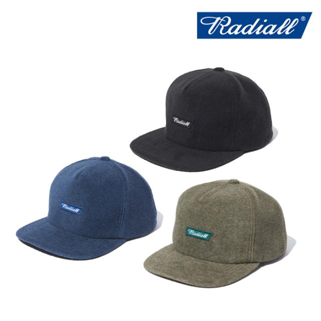 RADIALL ラディアル  FLAGS - TRUCKER CAP  【キャップ 帽子】【2021AUTUMN&WINTER】【RAD-21AW-HAT012】【インタープレイ INTERP
