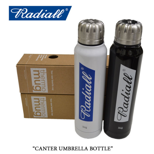 RADIALL(ラディアル) CANTER UMBRELLA BOTTLE 【2018 AUTUMN & WINTER COLLECTION】 【RAD-TM002】