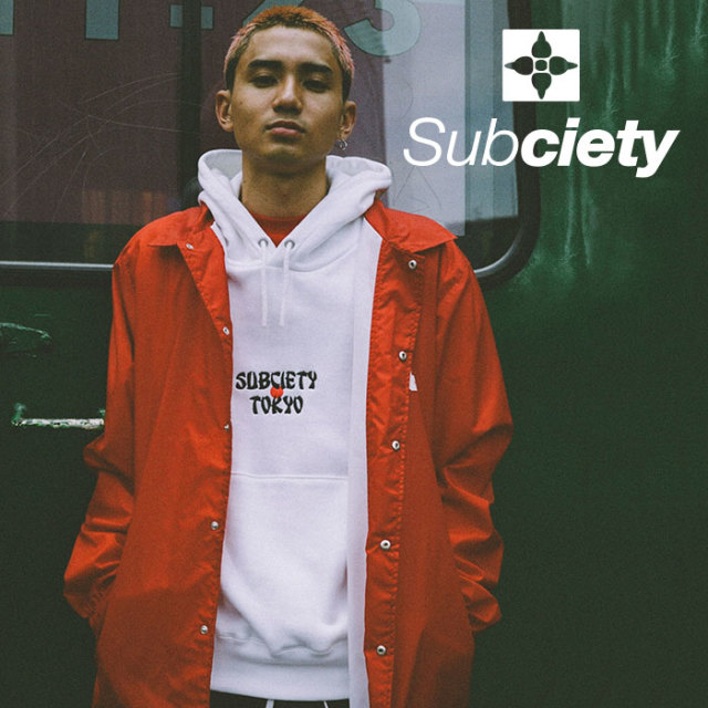 【SALE50%OFF】 SUBCIETY(サブサエティ) COACH JKT-Junior- 【2018AUTUMN/WINTER新作】【107-62299】