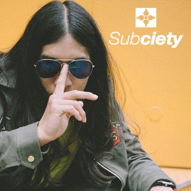 SUBCIETY(サブサエティ) SUNGLASS-Neil- 【2018AUTUMN/WINTER先行予約】 【キャンセル不可】 【SUBCIETY サングラス】【107-8734