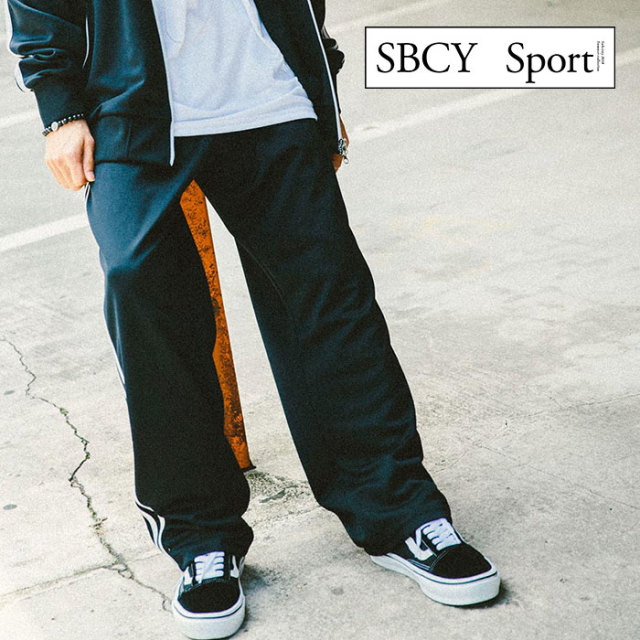 SUBCIETY SPORTS(サブサエティ スポーツ) TRACK PANTS-GLORIOUS- 【2018AUTUMN/WINTER先行予約】 【キャンセル不可】 【117-0102