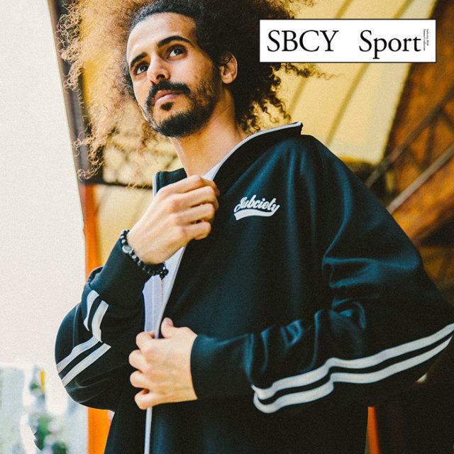 SUBCIETY SPORTS(サブサエティ スポーツ) TRACK TOP-GLORIOUS- 【2018AUTUMN/WINTER先行予約】 【送料無料】【キャンセル不可】