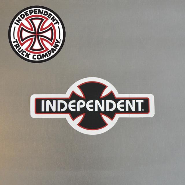 "Independent Trucks (インディペンデント) INDEPENDENT STICKER OGBC 10"" 【インディペンデント】【スケートボード 】【スケボー】"