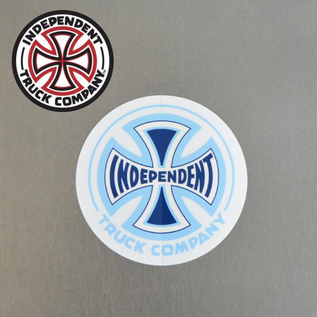 "Independent Trucks (インディペンデント) INDEPENDENT STICKER SPECTRUM TRUCK CO 4"" 【インディペンデント】【スケートボード 】"